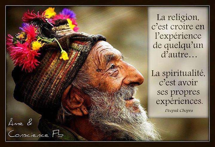 religion et spiritualité
