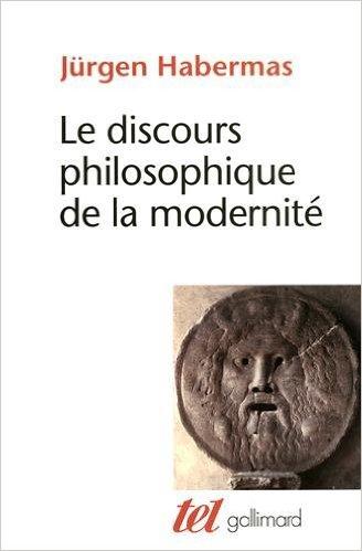 le discours philosophique sur la modernité