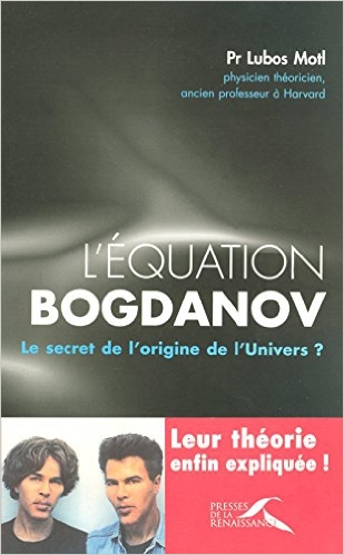 équation bogdanov