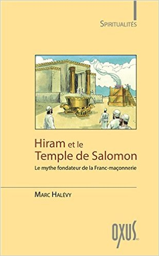 Hiram et le temple de salomon